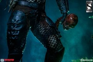 Макеты Хищник охотников за джунглями Sideshow Collectibles Predator фотография-01.jpg