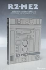 Книга R2-ME2 Каталог выставки Sideshow Sideshow Collectibles Звездные войны фотография-01.jpg
