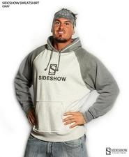 Одежда Толстовки с капюшоном - серые Sideshow Collectibles Сайдшоутойс, сайдшоу колектиблс фотография-01.jpg