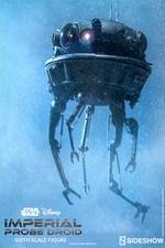 Фигурка Имперский зонд Дройд Sideshow Collectibles Звездные войны фотография-01.jpg