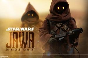 Фигурка Set Jawa Sideshow Collectibles Звездные войны фотография-01.jpg