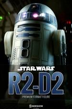 Коллекционная фигурка Р2 Д2 Sideshow Collectibles Звездные войны фотография-01.jpg