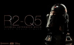Фигурка Имперский астромеханический дроид R2Q5 Sideshow Collectibles Звездные войны фотография-01.jpg