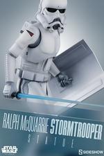 Статуэтка Ральф МакКуорри Штормовик Sideshow Collectibles Звездные войны фотография-01.jpg