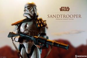 Коллекционная фигурка Sandtrooper Sideshow Collectibles Звездные войны фотография-01.jpg
