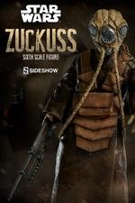 Фигурка Zuckuss Sideshow Collectibles Звездные войны фотография-01.jpg