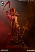 Коллекционная фигурка Искушение леди Смерть Sideshow Collectibles Lady Death фотография-01.jpg